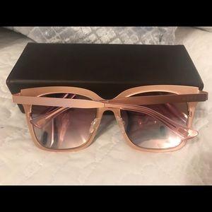 153e064ef91d7 Diff Eyewear Accessories - Diff x Lauren Akins - Ella - Rose gold flash